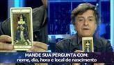 RedeTV! Astral: Valderson de Souza usa tarô para responder internautas