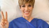Ana Furtado é aplaudida ao comemorar fim de tratamento contra o câncer