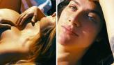 Bruno Gagliasso mostra Giovanna Ewbank de topless na reta final de gravidez