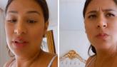 Grávida, Simone relata ciúmes de filho com irmã: