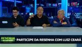 Luiz Ceará e Juarez Soares exaltam carreira de Zé Roberto