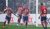 Griezmann brilha e Atlético de Madrid é tricampeão da Liga Europa