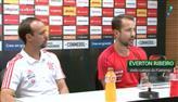 Em meio à drama familiar, Éverton Ribeiro é destaque no Flamengo