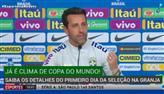 Edu Gaspar sobre premiação na Copa: