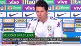 Com lesão, participação de Douglas Costa em amistoso será avaliada