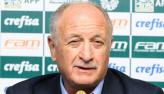 Felipão: confira como foi a apresentação do técnico no Palmeiras