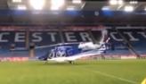 Vídeo mostra momento da queda de helicóptero de presidente do Leicester