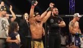 Marcos Babuíno vence Mauricio Facção na luta principal do Thunder Fight 17