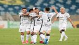 Corinthians vence Cuiabá-MT e 'respira' na tabela do Brasileirão