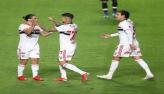 São Paulo recupera bom futebol e vence Vasco na Copa do Brasil