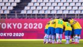 Equipe de esportes da RedeTV! comenta classificação do Brasil para a final