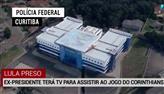 Saiba como foram as primeiras horas de Lula na Polícia Federal em Curitiba