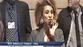 Vídeo mostra crítica de Marielle a Siciliano na Câmara do RJ