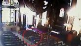 Câmera mostra momento de atentado em catedral em Campinas
