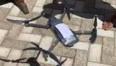 RJ: Polícia investiga suspeita de entrega de droga por drone após vídeo