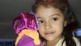 Menina de 6 anos tem parte do nariz arrancado por tiro de fuzil em MT