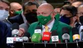Luciano Hang depõe na CPI: 'Nada melhor do que a verdade ao seu lado'