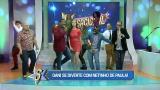Dani dan�a ao embalo de Netinho de Paula e Fam�lia Cohab City