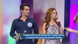 Depois de 12 anos, Nath e Leandro realizam sonho de casamento