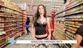 Dani Albuquerque reproduz clipe de Anitta