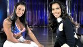Gracyanne manda nudes para Belo: