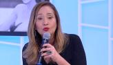Sonia Abrão revela viver em alerta devido ao câncer:
