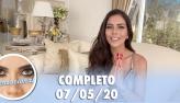 Sensacional com Suzy Rêgo e Guilherme Fontes (07/05/2020)