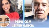 Papo com Stenio Garcia (15/10/20) | Completo