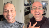 Rafael Ilha após realizar harmonização facial: