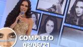 Sensacional (03/06/21)   Completo