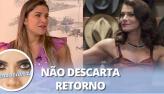 Priscila Fantin revela condição para voltar a televisão