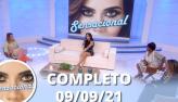 Sensacional (09/09/21)   Completo