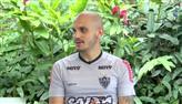 Fábio Santos fala sobre o ano no Atlético-MG