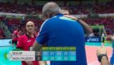 Assista aos sets finais de Sesi-SP 2 X 3 Sada/Cruzeiro