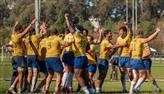 Brasil x Colômbia Campeonato Sul-Americano de Rugby 2018