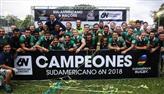 Rugby: assista ao 2º tempo de Brasil 67x5 Colômbia