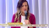 Andressa Urach relembra abuso na infância:
