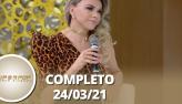 SuperPop: Léo Áquilla (24/03/21) | Completo