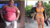 Musa do Flamengo relata que fez bariátrica após pesar 139 kg