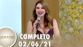 SuperPop: Relacionamentos LGBT (02/06/21)   Completo
