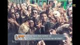 Silvio Santos coloca zumbis em metr� e mulher acaba desmaiando (2)