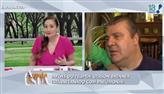 Gerson Brenner está internado com pneumonia; esposa explica estado de saúde