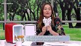 Sonia Abrão atende pedidos e tira Tiago Leifert da geladeira