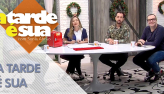 A Tarde é Sua (10/12/18) | Completo