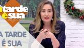 A Tarde é Sua (11/12/19) | Completo