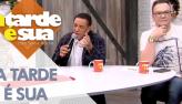 A Tarde é Sua (12/12/19) | Completo