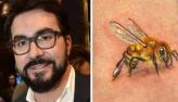 Pe Fábio de Melo sobre tatuagem: