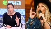 Galisteu estreia em 'A Fazenda' e Sonia Abrão critica: