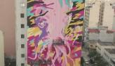 Aquário Urbano: projeto de grafite urbano dá mais cor e vida para São Paulo