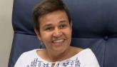 Empresária de Claudia Rodrigues explica estado de saúde da atriz